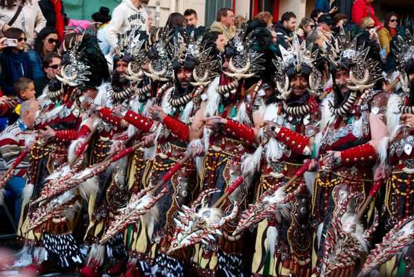 Fiestas de Moros y Cristianos de Alcoy, Alicante