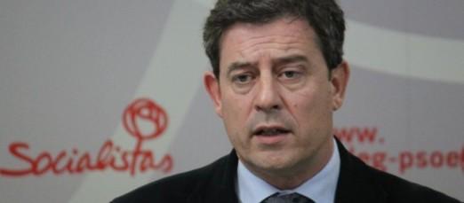 Gómez Besteiro, ex secretario general del PSOE en Galicia