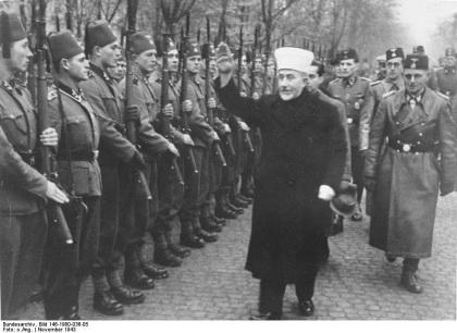 Los musulmanes de Bosnia al servicio del Tercer Reich, 1943
