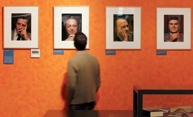 Exposición fotográfica sobre la Transición en Cebreros, Ávila.