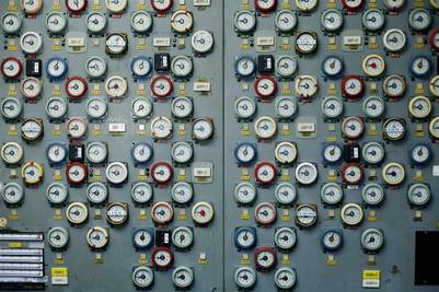 La sala de control del reactor: donde se gestó el desastre