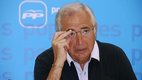 Juan José Imbroda, presidente de la Ciudad Autónoma de Melilla