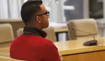 La Audiencia Provincial de Madrid juzga a Jorge Diego C., el presunto parricida de Carabanchel, para quien se piden 21 años y 5 meses de prisión por asesinar a cuchilladas a su hijo menor de 19 meses e intentar acabar con la vida del mayor, de cinco años.