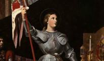 Juana de Arco, símbolo de la resistencia francesa ante los ingleses