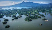 Fotografía de archivo de las isletas de Granada en Nicaragua.