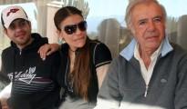 Condenado un hijo de Carlos Menem por robar a una amiga de su hermana
