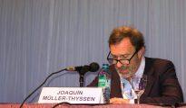 El director general de Fundéu BBVA, Joaquín Müller- Thyssen, denunció, este 22 de abril de 2016, la asunción acrítica por parte de los periodistas de muchos extranjerismos innecesarios, en el marco del VI Congreso Latinoamericano de Traducción en Buenos Aires (Argentina).