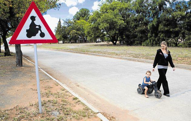 Orania, un remanso de paz en medio del infierno sudafricano.