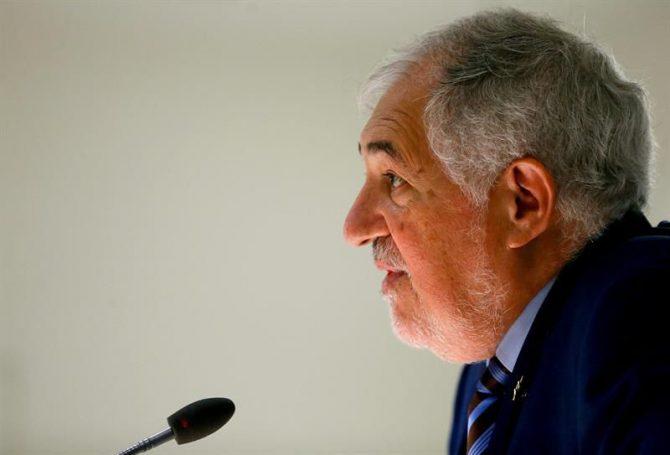 El ex fiscal general del Estado Cándido Conde-Pumpido