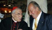 Rouco Varela y Juan Carlos I