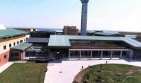 Instalaciones del centro penitenciario de Topas.
