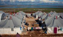 Las Asociación pro Derechos Humanos de Turquía ha recibido numerosas denuncias relacionadas con violaciones, asaltos sexuales y violencia física de refugiados sitios radicados en campos turcos. (Imagen: UNHCR).