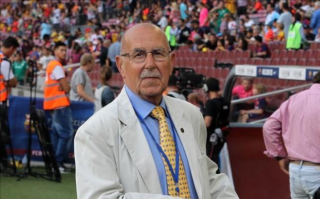 Manel Vich, la voz del Barça
