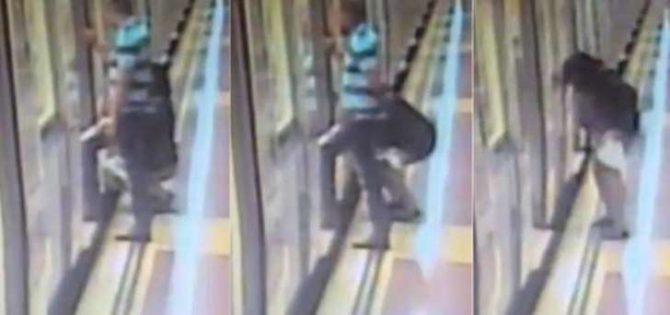 Imágenes del vídeo publicado por 'La Vanguardia'
