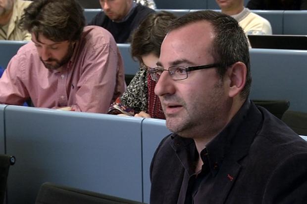 Alberto Villagrasa, presidente del PP en Barcelona