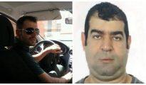 A la izquierda, el guardia civil encarcelado; a la derecha, el fallecido Younes Slinanni.