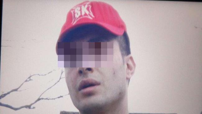 Imagen del detenido facilitada por la policía.
