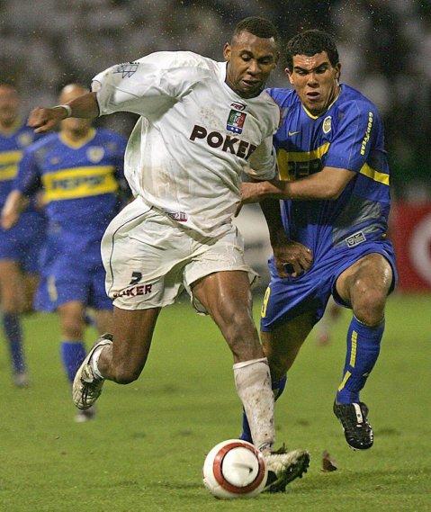Once Caldas derrotó al poderoso Boca Juniors en la Copa Libertadores 2004.
