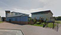 Colegio de primaria Forthill, en Dundee, Escocia