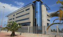 Imagen de la Comisaría de Policía de Castellón.