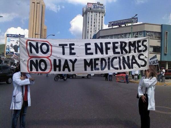 La falta de fármacos se ha vuelto endémica en Venezuela