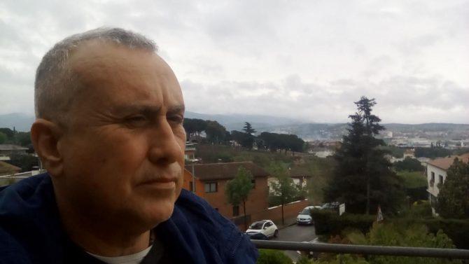 José Flores, portavoz de ACAPASE.