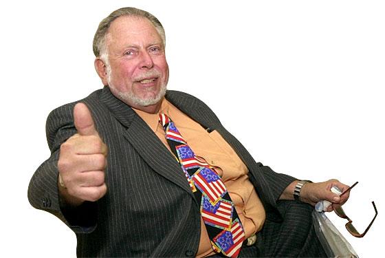 El pornógrafo Al Goldstein.