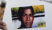 Imagen del joven de 17 años Trayvon Martin, quien murió el 17 de febrero de 2012 a manos del exvigilante George Zimmerman.