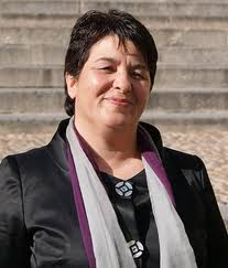Clara Luquero, alcaldesa de Segovia.