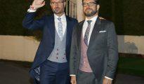 """Javier Maroto y su marido, Josema Rodríguez, tras su boda """"no reglamentaria"""""""