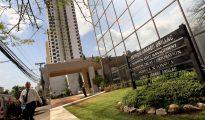 Vista general de la cede de la firma de abogados Mossack Fonseca, en ciudad de Panamá.