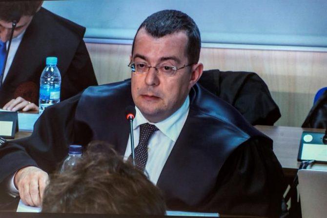 El abogado Manuel González Peeters.