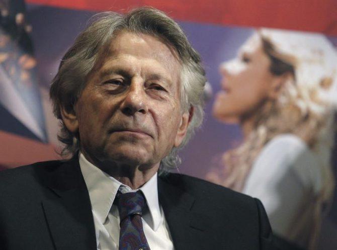 El cineasta polaco Roman Polanski.