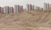 Area Nueva de Lanzhou. Más arena que proyectos sustentables en el oeste de China
