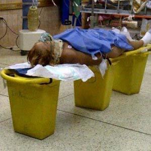 La realidad supera a lo surreal en Venezuela.