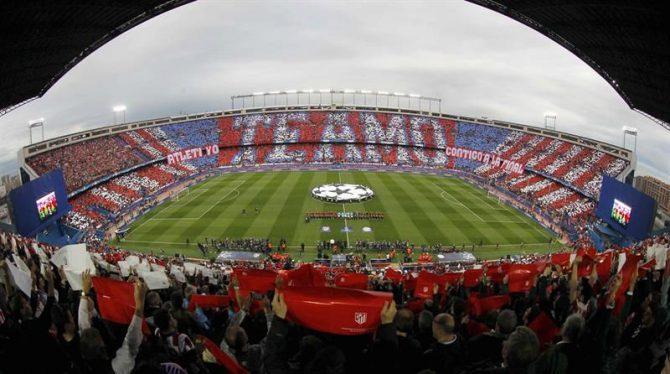 'Ojalá estuvieras aquí', vídeo del Atlético con motivo de la final de Milán