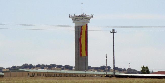 Torreón de la cárcel de Soto del Real (Madrid).