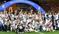 La Undécima Champions League eclipsa por completo el meritorio doblete blaugrana.