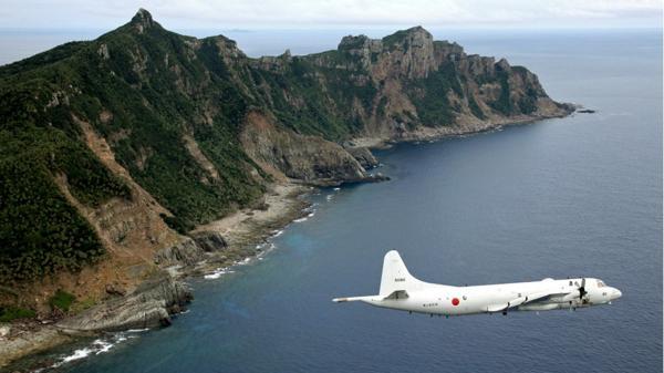 Japón y China mantienen una disputa sobre las islas Senkaku