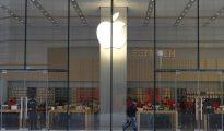 Imagen de archivo de una tienda Apple.