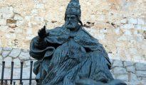 Benedicto XIII, el Papa Luna.