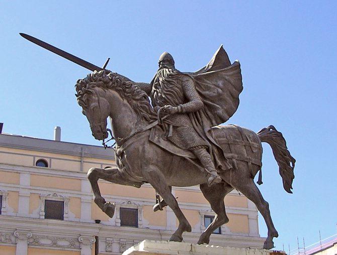 Rodrigo Díaz de Vivar 'El Cid Campeador' (1048-1099)