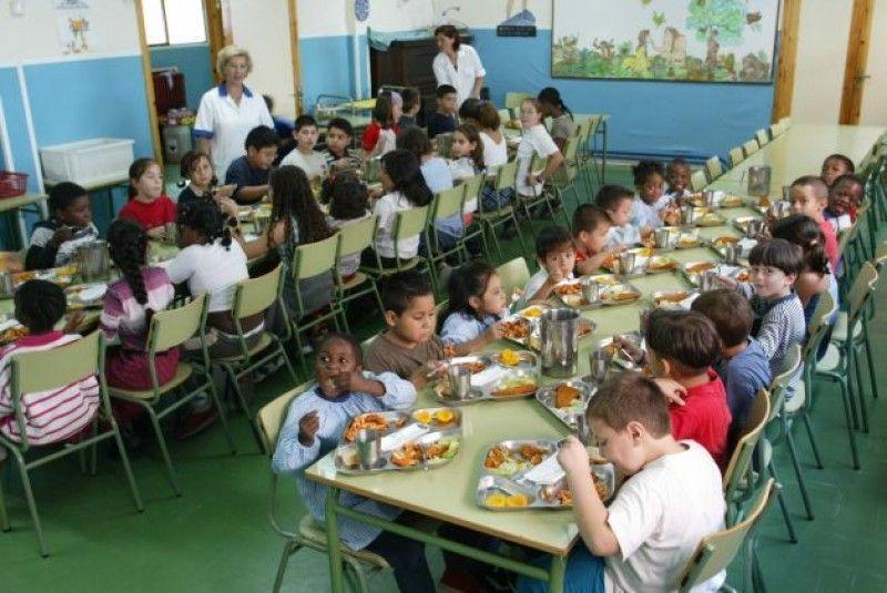 Los musulmanes piden men s sin cerdo en colegios e for Ayudas para comedor escolar