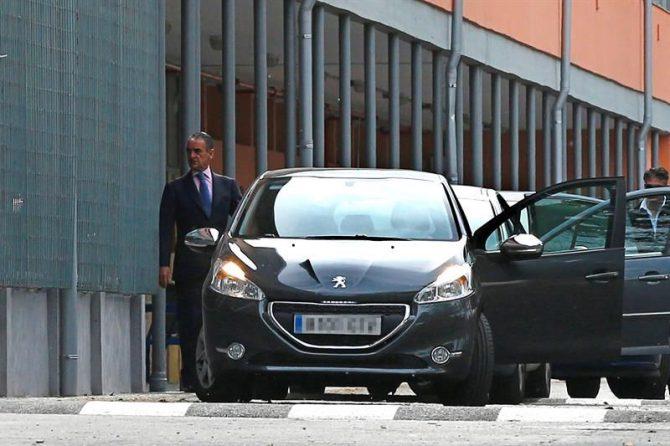El expresidente de Banesto Mario Conde en una imagen reciente.