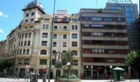 Hotel Ercilla de Bilbao.