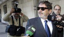 El exdirector general de Trabajo de la Junta de Andalucía, imputado en el caso de los ERE fraudulentos, Francisco Javier Guerrero, en una foto de archivo.