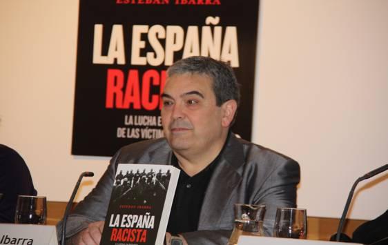 Esteban Ibarra y el negocio del antirracismo.