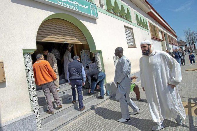 Mezquita de ca n'Anglada, en Terrassa.