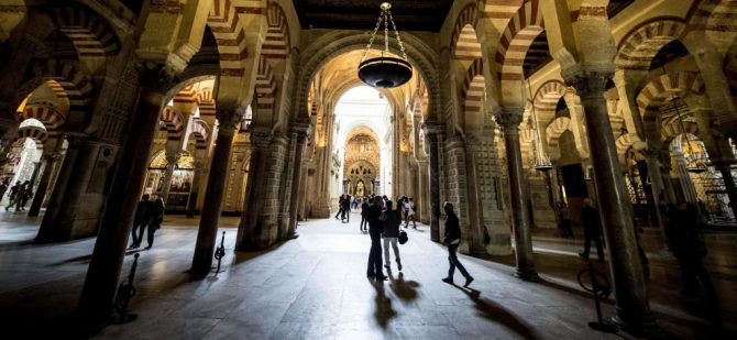 Catedral-mezquita de Córdoba.