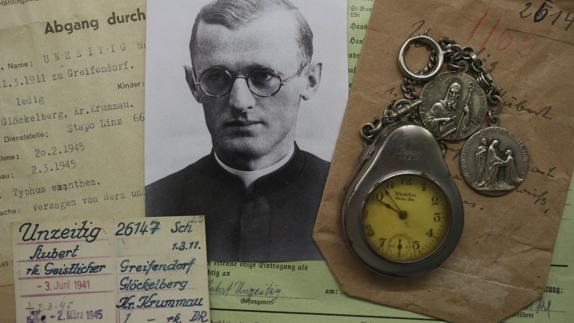 Objetos de los nazis subastados en otras ocasiones.